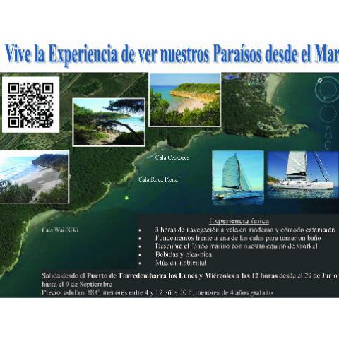 Cover photo of StoryCard  Paradises from the Sea