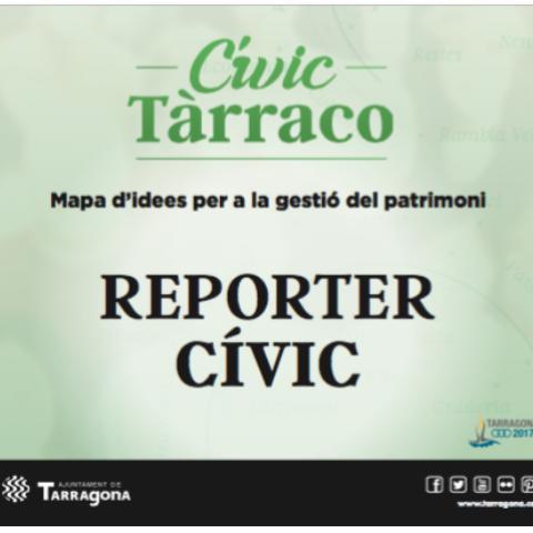 Cover photo of StoryCard  Reporter Cívic Josep @ Fòrum