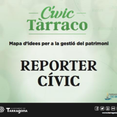 Cover photo of StoryCard  Reportera cívica Laia @ Fòrum