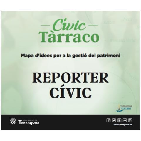 Cover photo of StoryCard  Reportera cívica Laia @ Circ