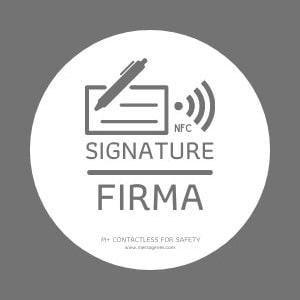 Signature tag